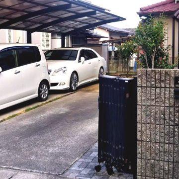 駐車スペース 4台可